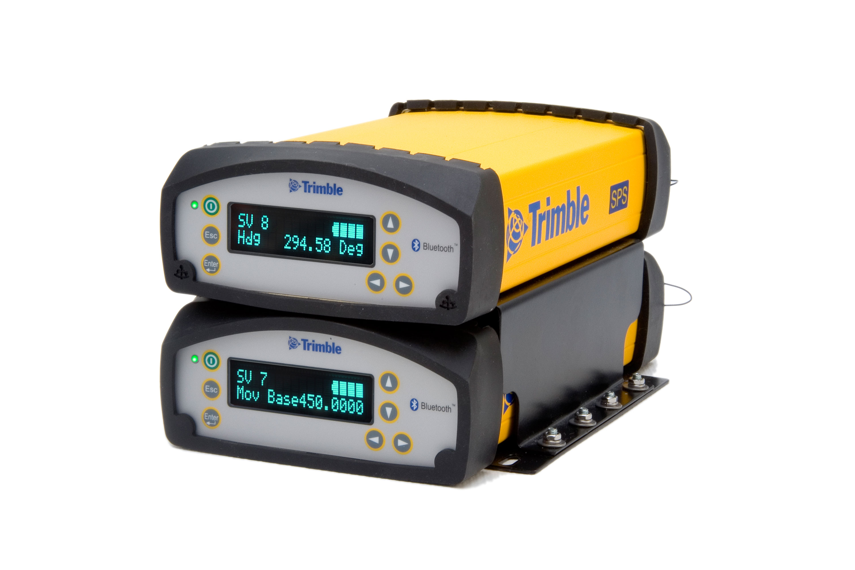 Allterra DNO - GNSS Systeme Trimble SPS 555H