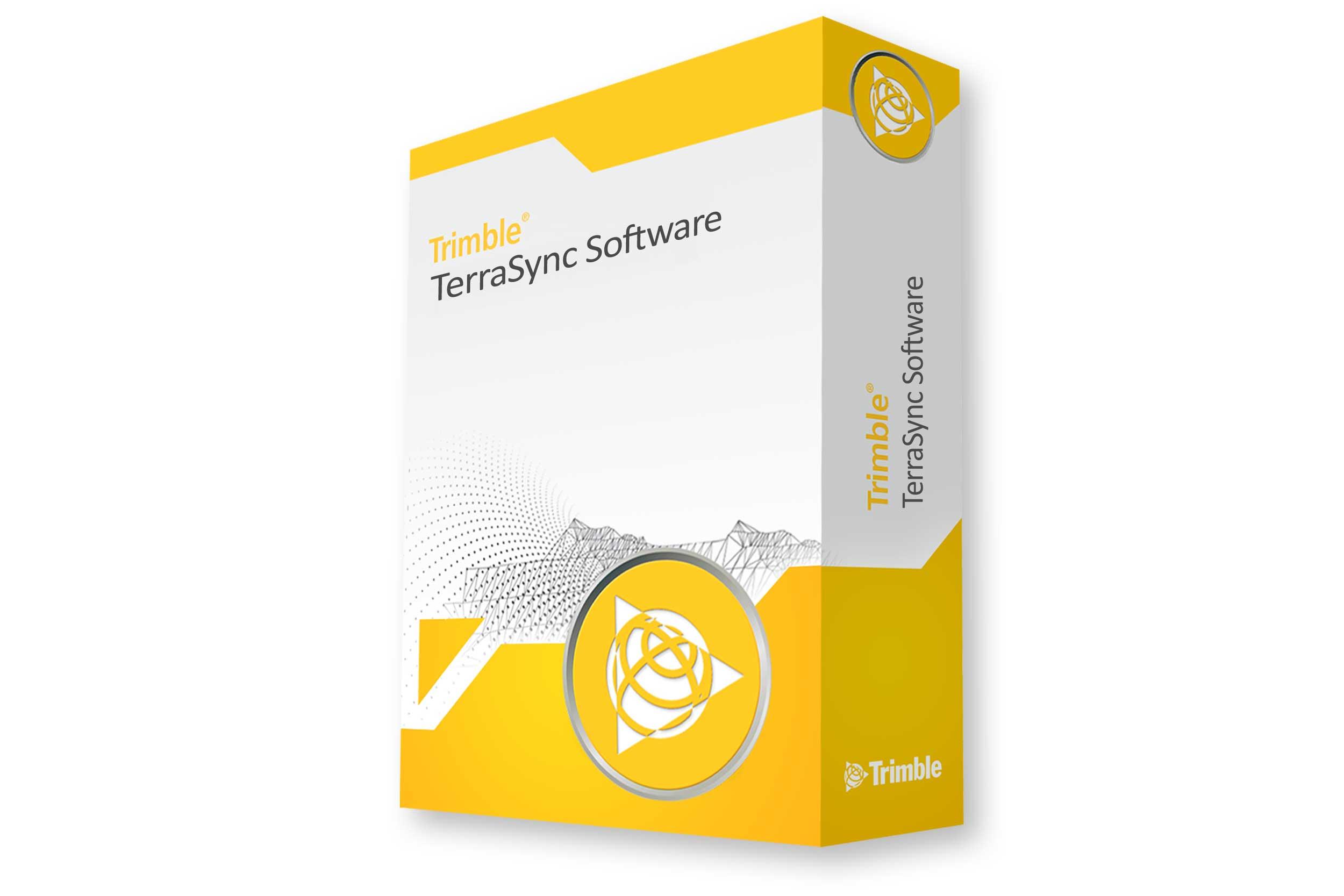 Mapping |GIS Trimble Terra Sync