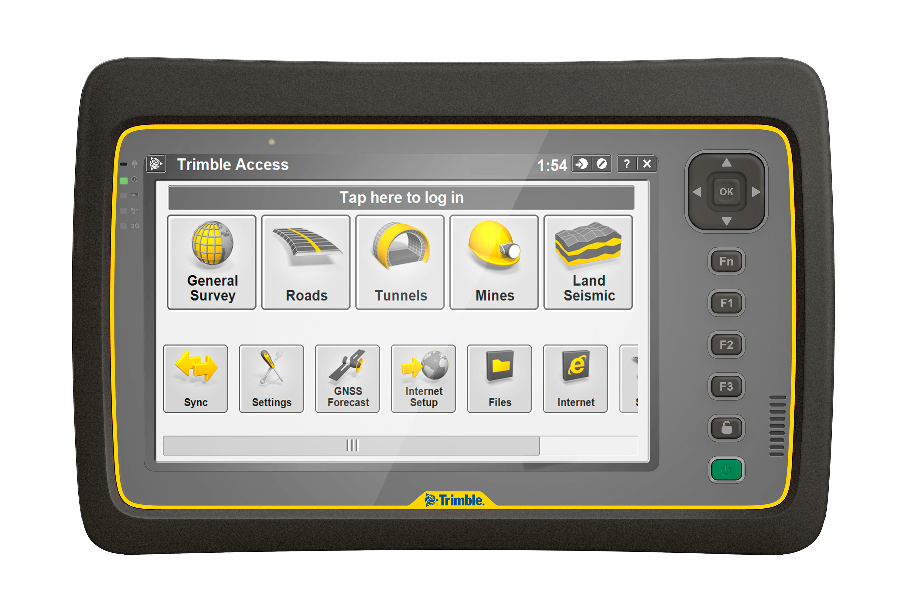 Trimble Tablet PC