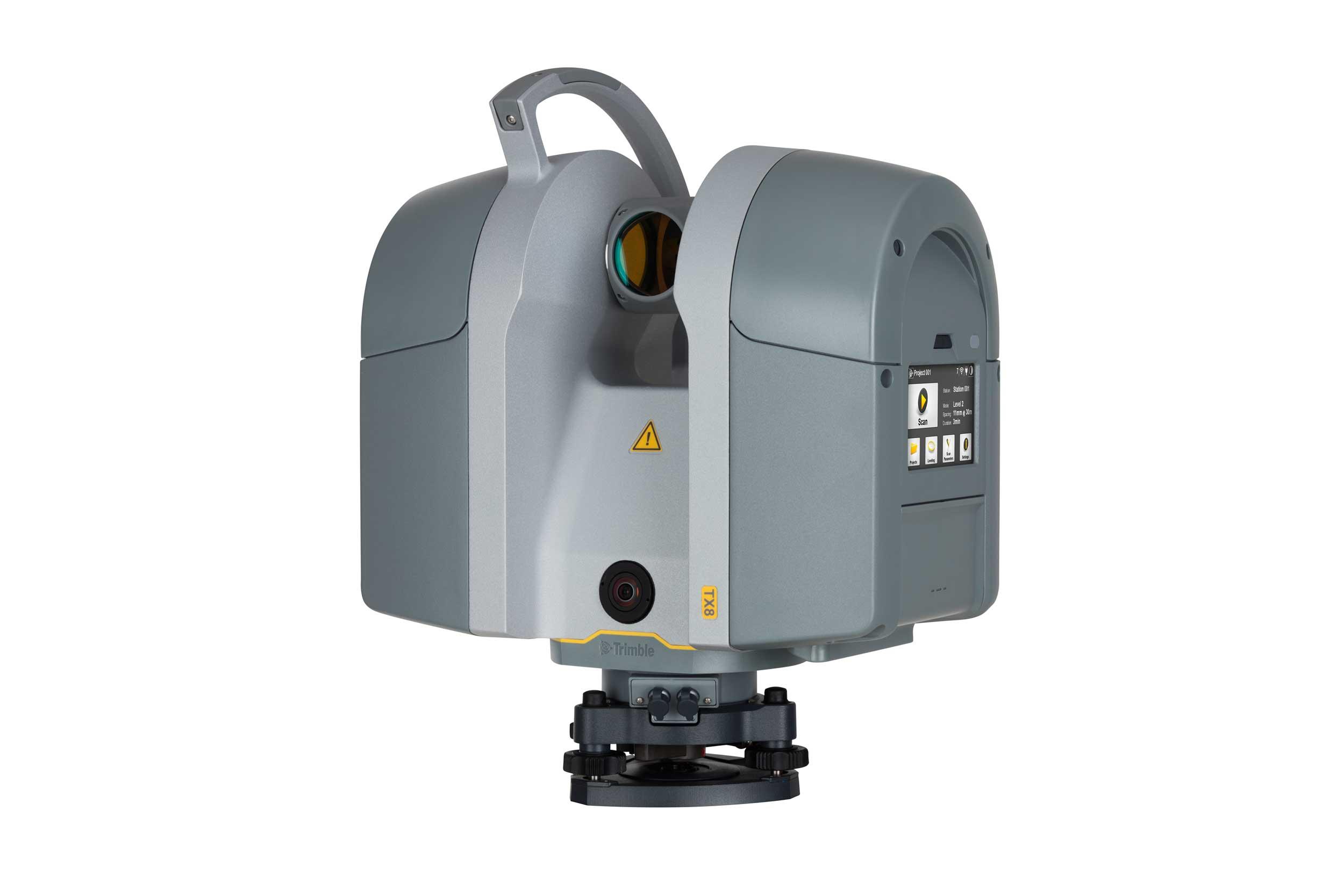 3D-Laserscanner Trimble Tx8