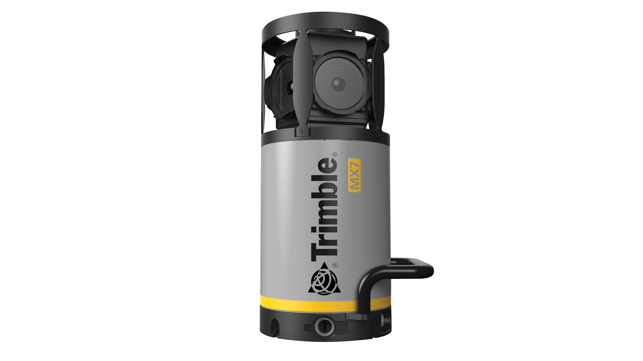 Mobile Mapping Trimble MX 7