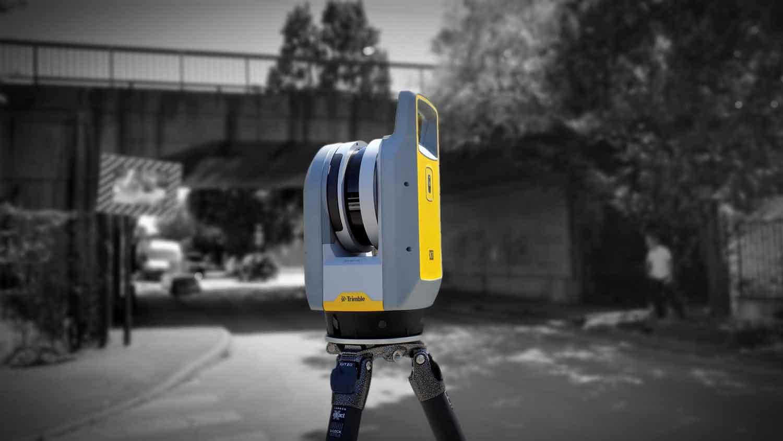 Trimble X7 | Allterra DNO | 3D-Laserscanner