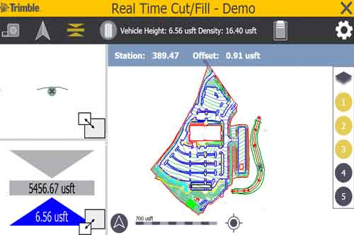 Feldsoftware | Trimble Sitepulse